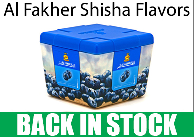 Al Fakher Back In Stock