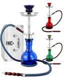 "17"" Small Premium Hookah with Case"