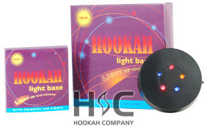 Hookah Light Base