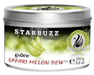 Starbuzz Safari Melon Dew Hookah Tobacco