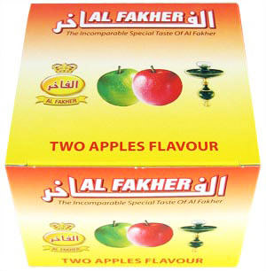 Two Apples Al Fakher Tobacco