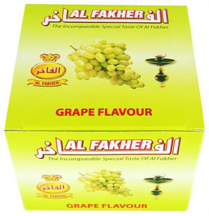 Al Fakher Grape Shisha Tobacco