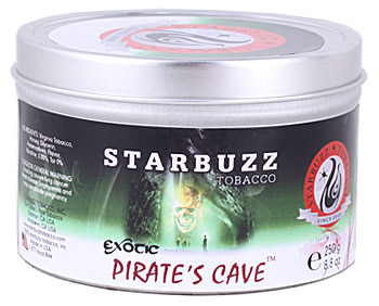 Starbuzz Pirate's Cave Hookah Tobacco