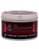 Turkish Coffee Romman Shisha Tobacco