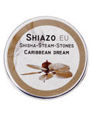 Caribbean Dream Shiazo Shisha Steam Stones