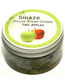 Double Apple Shiazo Shisha Steam Stones