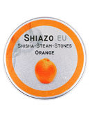 Orange Shiazo Shisha Steam Stones