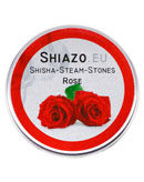 Rose Shiazo Shisha Steam Stones
