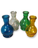 Small Premium Glass Hookah Vase