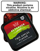 Double Apple Al Fakher Shisha Tobacco