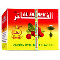 Al Fakher Cherry with Mint