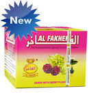 Grape Berry Al Fakher Shisha Tobacco