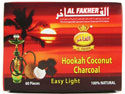 Al Fakher Natural Coconut Hookah Charcoal