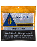 Azure Tropical Citrus Blonde Shisha Tobacco Flavor