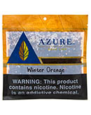Azure Winter Orange Blonde Shisha Tobacco Flavor