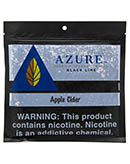 Azure Apple Cider Black Shisha Tobacco Flavor