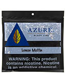 Azure Lemon Muffin Black Shisha Tobacco Flavor