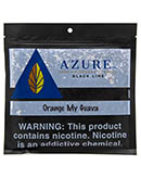 Azure Orange My Guava Black Shisha Tobacco Flavor