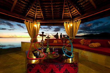 Top 5 Romantic Hookah Spots
