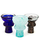 Pharaoh`s Crystal Phunnel Hookah Bowl
