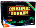 Chronic Natural Coconut Hookah Charcoal