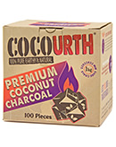 CocoUrth Mini Cube Coconut Coals