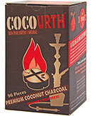 CocoUrth Quarter Circle Coconut Coals