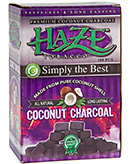 Haze Natural Coconut Hookah Coals