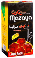 Coco Mazaya Natural Coconut Hookah Charcoal