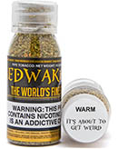 It`s About To Get Weird Nirvana Dokha Tobacco