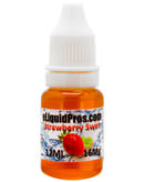 Strawberry Swirl eLiquid Pros Hookah E-Liquid