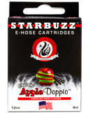 Starbuzz Apple Doppio E-Hose Flavor Cartridge