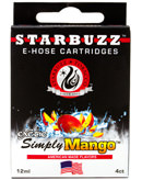 Starbuzz Simply Mango E-Hose Flavor Cartridge