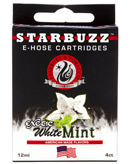 Starbuzz White Mint E-Hose Flavor Cartridge