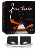 Fantasia Air-Flow Natural Hookah Charcoal