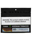 Double Apple Fumari Shisha Tobacco