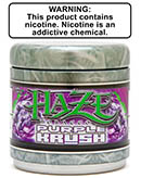 Purple Krush Flavor Haze Hookah Tobacco