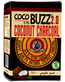 Coco Buzz 2.0 Natural Hookah Charcoal