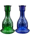 Egyptian Giza Glass Hookah Vase