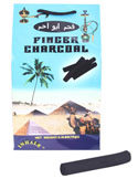 Inhale Finger-Style Natural Hookah Charcoal