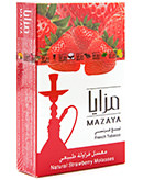 Strawberry Mazaya Hookah Tobacco