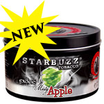 Misty Apple Starbuzz Bold Shisha