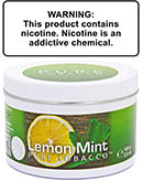 Lemon Mint Pure Shisha Tobacco