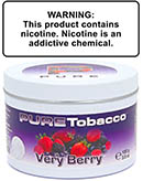 Very Berry Pure Shisha Tobacco