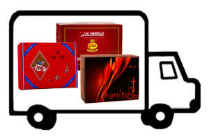 Quick Light Coals Back in Stock - New Shipping Guidelines