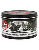 Black Mint Starbuzz Bold Hookah Tobacco