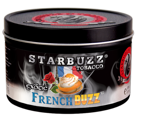 French Buzz Starbuzz Bold Shisha