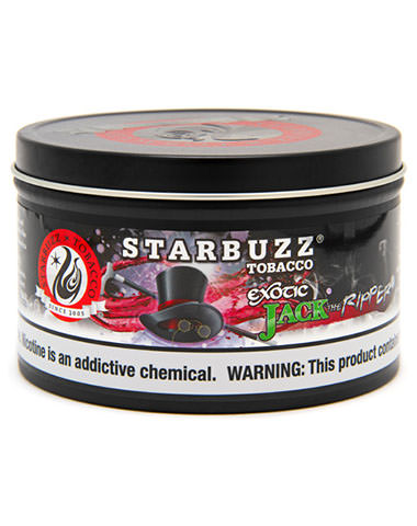 Jack the Ripper Starbuzz Bold Shisha