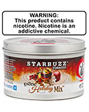 Holiday Mix Starbuzz Hookah Tobacco