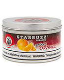 Orange Starbuzz Hookah Tobacco